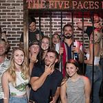 5 Paces - Saturday 6-23-2018